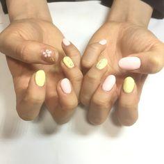 self nail  nail design Spring Nail