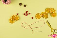 """9 pomysłów DIY na naturalne ozdoby choinkowe i wizyta w """"Pytaniu na śniadanie"""" - Twoje DIY Xmas Decorations, Christmas, Diy, Xmas, Bricolage, Navidad, Do It Yourself, Noel, Christmas Door Decorations"""