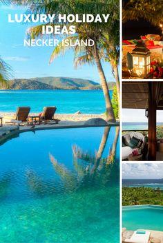 Luxury Holiday Ideas Necker Island - Coastal Lifestyle