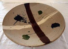 Mint Museum Qty Warren Mackenzie Pottery Platter Shoji Hamada Style