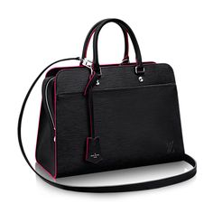 df7ca302334a LOUIS VUITTON Official USA Website - Discover Louis Vuitton Vaneau GM  leather handbag