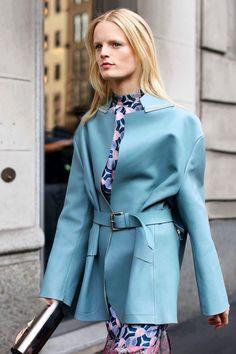 Model Off-Duty Style Gets Street Smart: Hanne Gaby Odiele