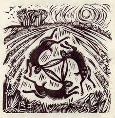 "thespectraldimension: "" Celia Hart: Three In One Field. """