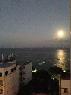 Full Moon, Porto da Barra.