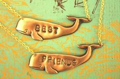 poddy bff necklace!