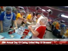26th Annual Day Of Caring United Way Broward County Florida