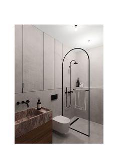 Super Creative ultra modern bathroom lighting fixtures that will impress you Bathroom Red, Modern Master Bathroom, Small Bathroom, Bathroom Ideas, Bathroom Marble, Bathroom Colours, Bathroom Taps, Wooden Bathroom, Bathroom Cabinets