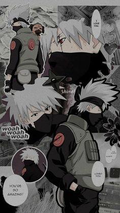 Naruto Kakashi, Anime Naruto, Art Naruto, Naruto Cute, Naruto Shippuden Sasuke, Shikamaru, Hinata, Naruto Wallpaper Iphone, Wallpapers Naruto