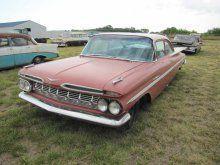 1959 Chevrolet Belair 2dr Sedan | Proxibid Auctions