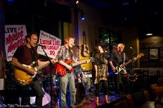 Local Favorite #SouthStreet Players live on stage at our #Pucketts #Nashville location! They're back on 1/25/13 in Nashville!