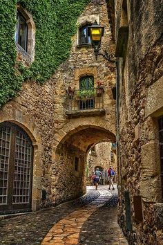 Gorgeous! Pals, Catalonia, Spain