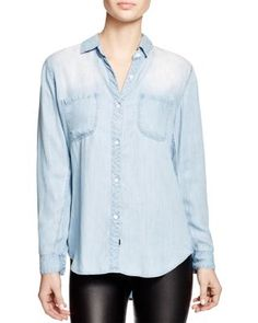 Rails Carter Chambray Shirt - Essential Pick | Bloomingdale's
