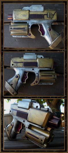 Steampunk- Weapon
