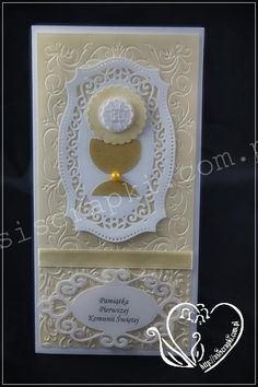 Kartki ecru - złote05asia3city
