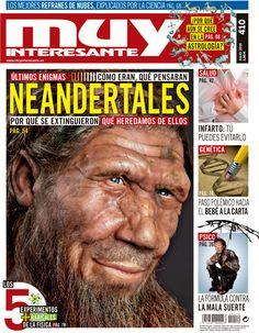 En la última Muy Interesante de julio 2015 te contamos todos los secretos sobre los Neandertales, la astrología, la mala suerte ¡y mucho más!. La podéis encontrar en vuestro kiosco habitual o en nuestras versiones digitales de Kiosko. ¿Qué os parece nuestra portada?