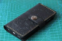 magnetic snap genuine leather wallet case for iphone 6/6s/6plus/6s plus/iPhone SE/5s/iPhone5 * Check this awesome product by going to the link at the image.