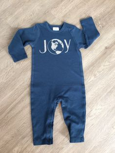 A personal favorite from my Etsy shop https://www.etsy.com/listing/493992287/joy-to-the-world-childs-romper