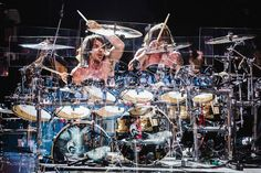 The greatest drummer in the world