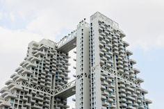 Edificio residencial escalonado - Noticias de Arquitectura - Buscador de Arquitectura