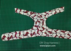 step in harness sewing pattern - Yahoo Image Search Results Dog Clothes Patterns, Sewing Patterns, Crochet Dog Clothes, Diy Dog Toys, Cat Harness, Dog Sweaters, Dog Coats, Diy Stuffed Animals, Dog Accessories