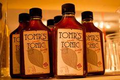 Tomr's Tonic | watsonkennedy.com