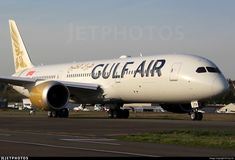 1st Gulf Air 789 taxiing for departure after a quick custom stop. [1400px]. N1789B. Boeing 787-9 Dreamliner. JetPhotos.com is the biggest database of aviation photographs with over 3 million screened photos online!