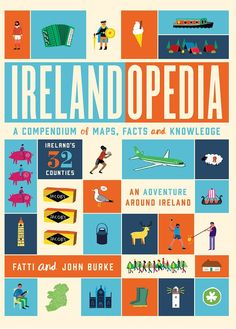 Irelandopedia, by John and Fatti Burke. Little Library series, excellent kids series on Irish history and culture Books To Buy, New Books, Ireland With Kids, Father John, Little Library, Book People, Book Publishing, Elvis Presley, Trivia