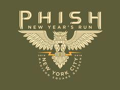 Phish New Year's NYC 2016