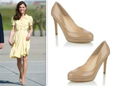 I want her LK Bennet shoes!!!
