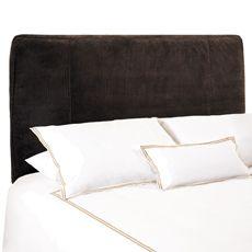 BackDrop™ Alden Espresso Corduroy Twin Upholstered Headboard - Bed Bath & Beyond