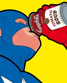 The secret life of heroes - Captain Soap By Greg Guillemin