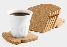 Toast coasters. I must have these.