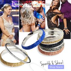 Dancing with the Stars Bracelets