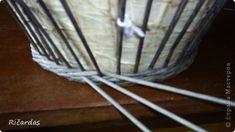 Мастер-класс Плетение МК по плетению 3 трубочками и плавным переходом Бумага газетная Трубочки бумажные фото 7