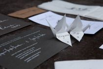 Paper Goods by Express Yourself. Style Me Pretty | Gallery