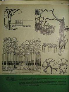 Шаблоны. Антураж. Деревья. Архитектурная графика. - И что? И все...