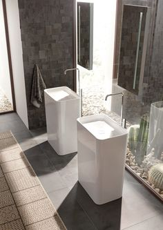 Maison Valentina is a luxury brand specialized in high-end bathroom furniture.
