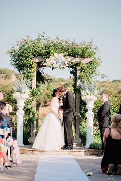 Sophia + Jonathan Cinnabar Hills Wedding • Qiqi Huang { Fine Art Photographs }