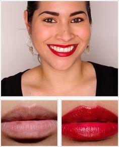MAC Strength Collection Lipsticks Reviews, Photos, Swatches