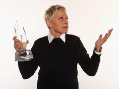 Ellen Degeneres 2013 Photoshoot Ellen Degeneres 2013