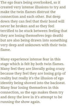 The Stages of Twin Flames This helped me see my fears more rationally fox, but non-the less it's scary still , but our bond will always be Spiritual Love, Spiritual Awakening, Twin Flame Relationship, Relationship Quotes, Anniversary Quotes, Twin Flame Love, Twin Flames, Twin Flame Stages, Libra