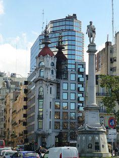 Buenos Aires by abaesel, via Flickr | Cúpulas de Buenos Aires