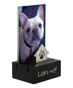 'Life's Ruff' Box Frame