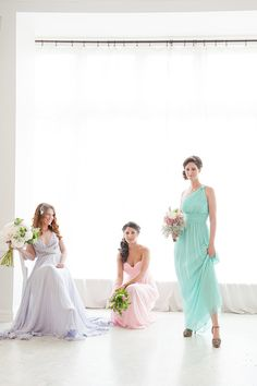 Be inspired by @Roey Mizrahi gorgeous pastel shoot featured on @wedding chicks !