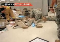Dramatic video of the aftermath obtained by ABC News shows a glimpse of the havoc that rocked Fort Hood during shooting spree in 2009.
