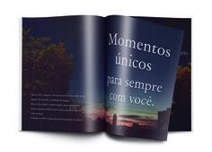 Anúncio de Revista Página Dupla Aplicado