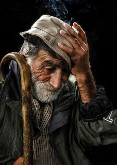 Old Man Portrait, Portrait Art, Old Faces, Man Photography, Jolie Photo, Interesting Faces, Old Men, People Around The World, Beautiful People