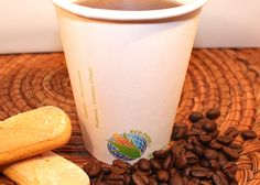 Global Eco Products / Eco Ware – From nature to your table and back to nature Eco Coffee Cup, Compost, Plant Based, Tableware, Hot, How To Make, Dinnerware, Composters, Dishes