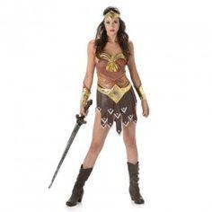 Wonder Woman Μονομάχος στολή ενηλίκων