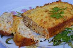 Keep reading to get some great ideas you can use to manage your situation. Quiches, Turkey Recipes, Mexican Food Recipes, Chicken Recipes, Tortas Light, Tapas, Pollo Recipe, Venezuelan Food, Cooking Recipes